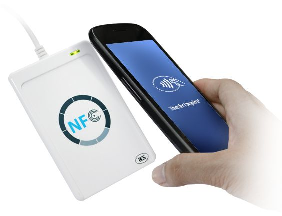 NFC 1st NFC Platform in UAE and MEA – Wireless Touch Solutions